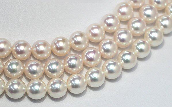 真珠のお手入れ〜③甦った真珠をいつまでも美しく保つエステのススメ